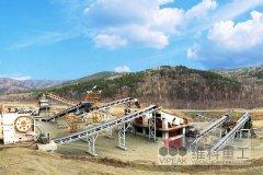 基础设施建设骨料需求持续推动矿山机械的发展