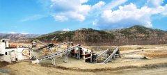 维科智能矿机新型砂石生产线,助力混凝土行业走向新高度