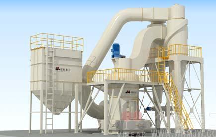 产品3D视频:Q5系列欧版加强型磨粉机